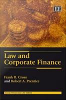 Law and Corporate Finance PDF