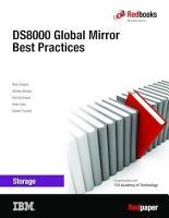 DS8000 Global Mirror Best Practices PDF