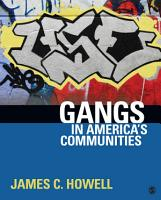 Gangs in America s Communities PDF