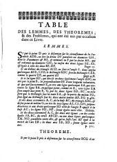 Dictionnaire mathematique, ou Idée generale des mathematiques: dans lequel l'on trouve outre les termes de cette science plusiers termes des arts & des autres sciences avec des raisonnemens qui conduisent peu à peu l'esprit à une connoissance universelle des mathematiques