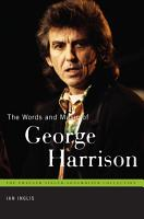 The Words and Music of George Harrison PDF