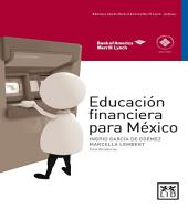 Educación financiera para México