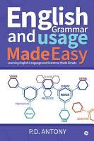 English Grammar and Usage Made Easy PDF