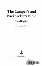 The Camper s and Backpacker s Bible PDF
