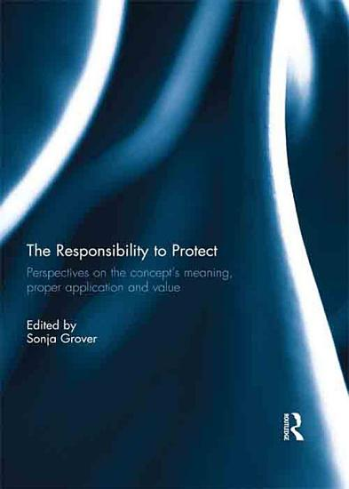 The Responsibility to Protect PDF