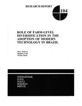 Role of Farm-level Diversification in the Adoption of Modern Technology in Brazil