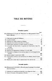 La guerre italienne en 1860: campagne de Garibaldi dans les deux-Siciles et autres événements militaires jusqu'à la capitulation de Gaete en mars 1861: narration politique et militaire avec cartes et plans