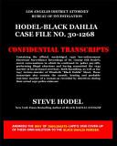 Hodel-Black Dahlia Case File
