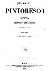 Semanario pintoresco español: Volúmenes 15-16