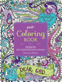 Posh Adult Coloring Book PDF