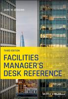 Facilities Manager s Desk Reference PDF