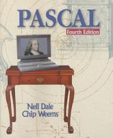 Introduction to Pascal and Structured Design PDF