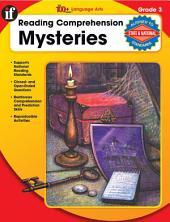 Reading Comprehension Mysteries, Grade 3