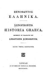 Xenophontis Historia graeca: Volume 200