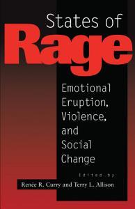 States of Rage Book