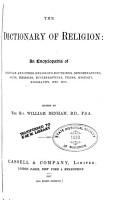 The Dictionary of Religion PDF