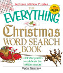 The Everything Christmas Word Search Book