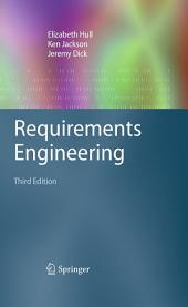 Requirements Engineering: Edition 3