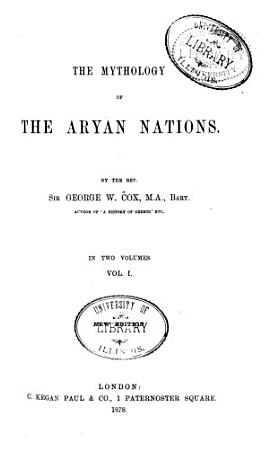 The Mythology of the Aryan Nations PDF
