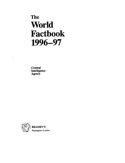 The World Factbook PDF