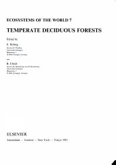 Temperate Deciduous Forests PDF