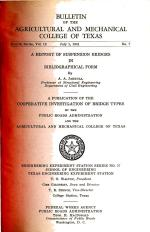 Bulletin - Texas Engineering Experiment Station
