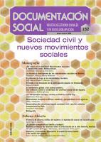 Sociedad civil y nuevos movimientos sociales PDF
