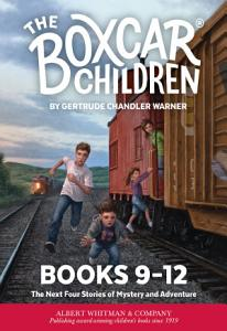 Boxcar Children Mysteries Boxed Set  9 12 Book