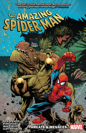 Amazing Spider Man By Nick Spencer Vol  8