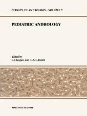 Pediatric Andrology