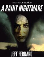 Masters of Illusion  A Rainy Nightmare PDF