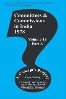 Committees and Commissions in India        A B  1978 PDF