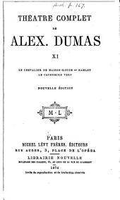 Théâtre complet: Volumes11à12