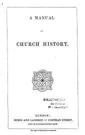 A manuel of Church history