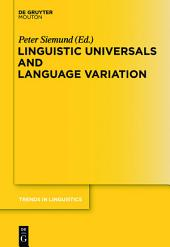 Linguistic Universals and Language Variation