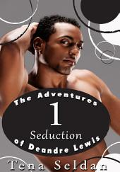 The Adventures of Deandre Lewis 1: Seduction : Interracial Erotica: (Adults Only Erotica)