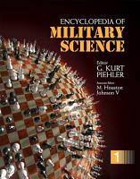 Encyclopedia of Military Science PDF