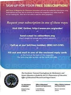 ENC Focus Book
