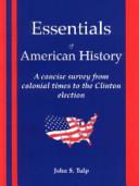 Essentials of American History