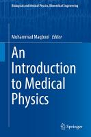 An Introduction to Medical Physics PDF