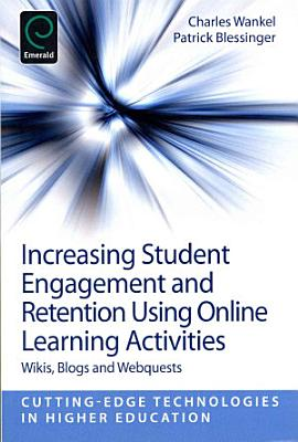 Increasing Student Engagement and Retention Using Online Learning Activities PDF