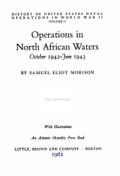 History of United States Naval Operation in World War II  PDF