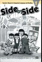 Side by Side 1 Teacher s Manual1st Ed  2002 PDF