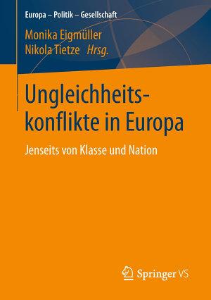 Ungleichheitskonflikte in Europa PDF