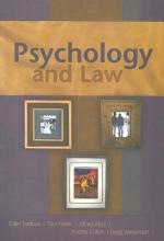 Psychology and Law PDF