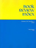 Book Review Index PDF