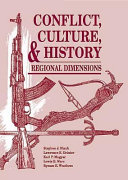 Conflict  Culture and History Book