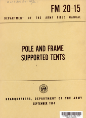 Pole and Frame Supported Tents