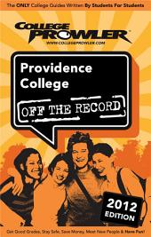 Providence College 2012
