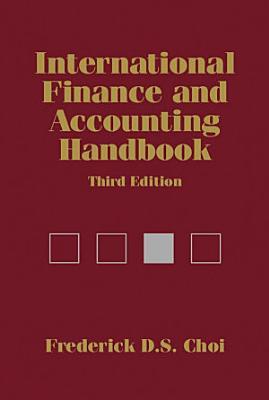 International Finance and Accounting Handbook PDF